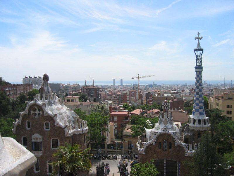 Barcelona Studienfahrt 2BF