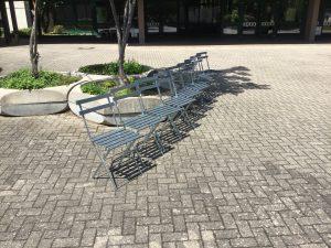 Sondergebiete der Technik: Der eigene Stuhl