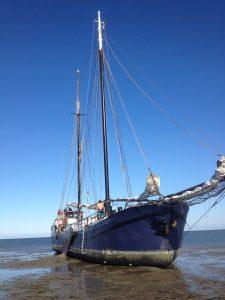 Segeln im Wattenmeer
