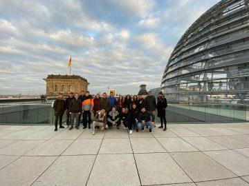 Besuch des Bundestags