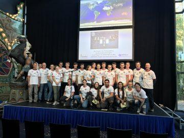 Live-Kontakt mit der ISS
