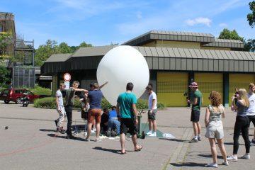 Seminarkurs Stratosphärenballon