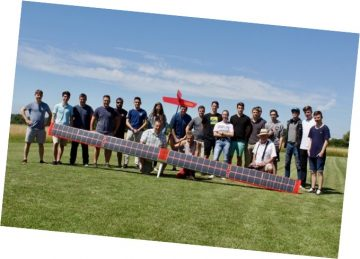 Seminarkurs Solarsegelflieger