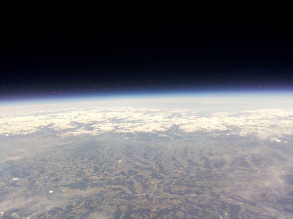 TG-Seminarkurs: Stratosphärenballon